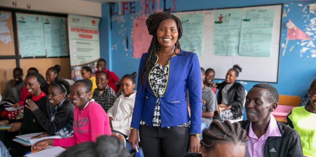 Vocational education in COVID-19 Kenya